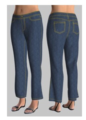 Classic Denim for Womens Jeans