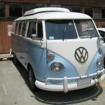 A perfect VW campervan restoration
