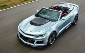 Chevrolet Camaro ZL1 against all, more than 640 horses of pure American muscle