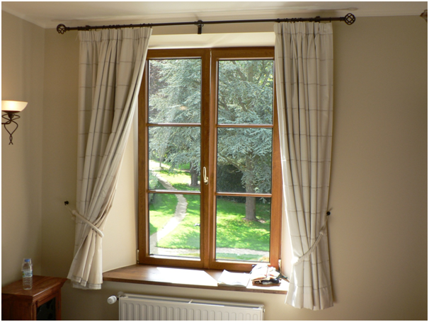Heat loss and heat gain through windows