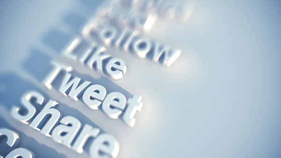 Success in social media is to foster the engagement and commitment of the client