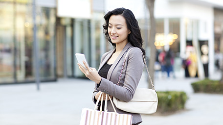 Mobile is already present during all phases of the buying process