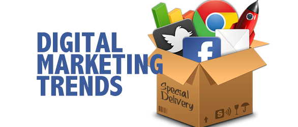 7 digital marketing trends and online that are fashionable
