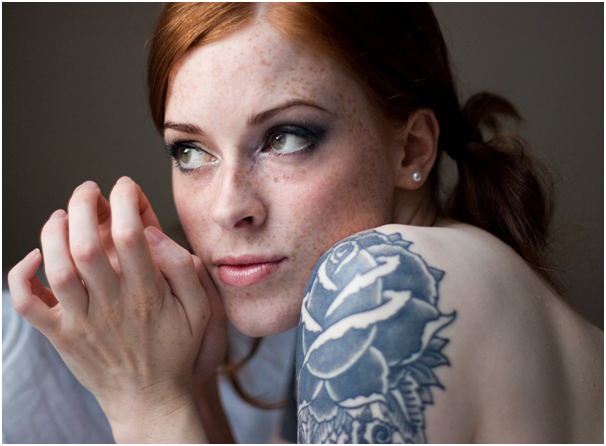 Freckle tattooing - the latest trend in cosmetic technology