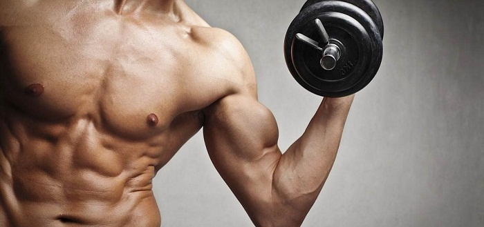 Top 10 foods for a set of muscle mass