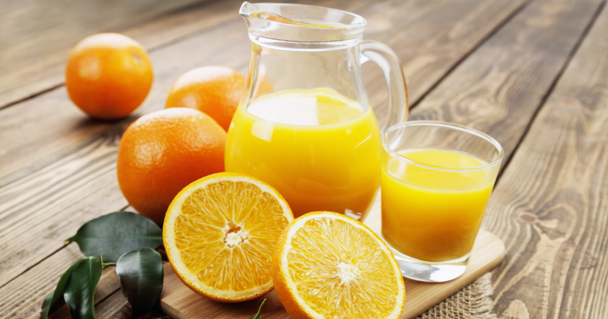 Quick take the juice that loses the vitamins Myth or reality