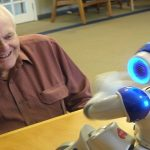 Robot Helps Comfort Dementia and Alzheimer's Sufferers
