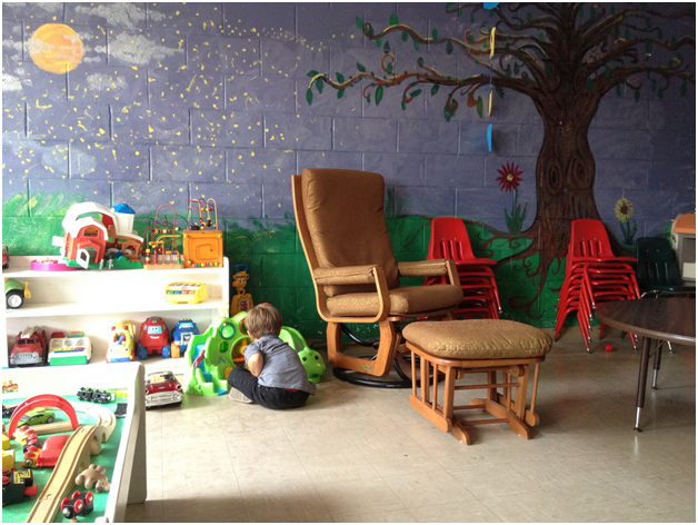 How to Create a Playroom in a Small Space2