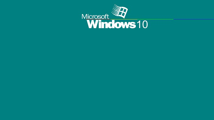 How to give a classic and retro look to Windows 10