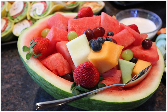 Foods to help you stay cool and healthy this summer