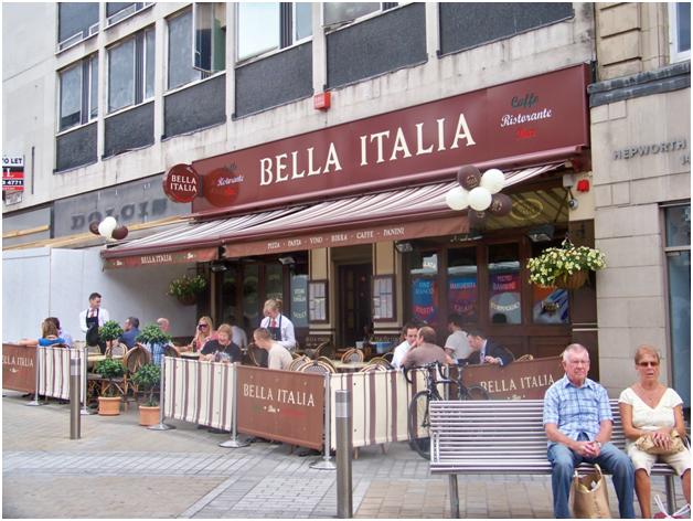 London's Best Italian Restaurants