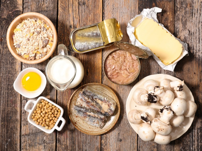 Top 9 Foods Rich in Vitamin D